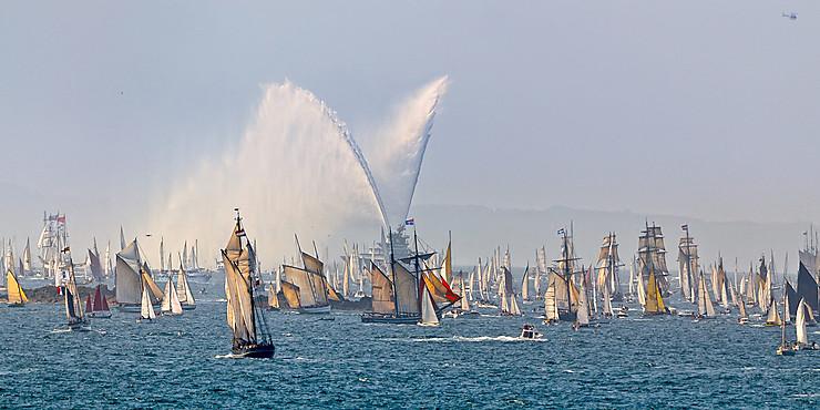 Fêtes Maritimes Internationales 2016 : Brest célèbre la mer !