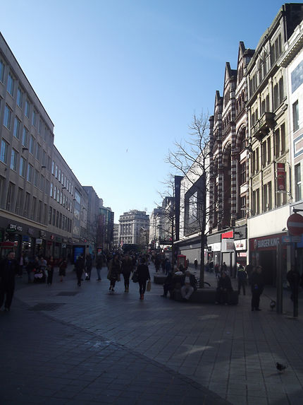 Rues de Liverpool