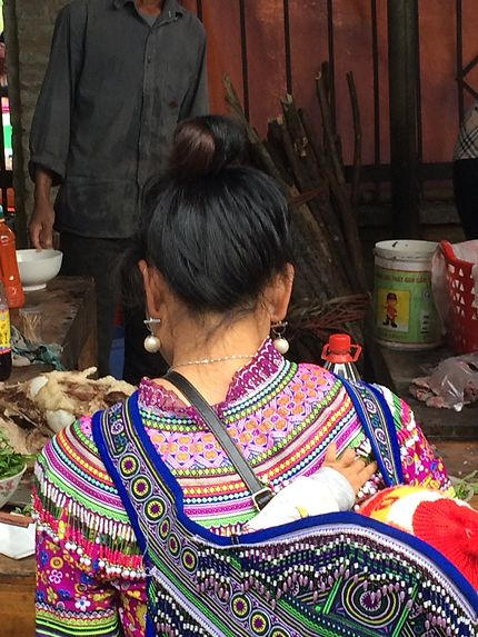 Délicatesse à Bac Ha au Vietnam