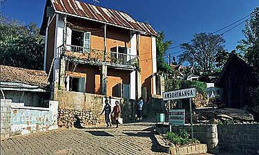 Tananarive (Antananarivo)