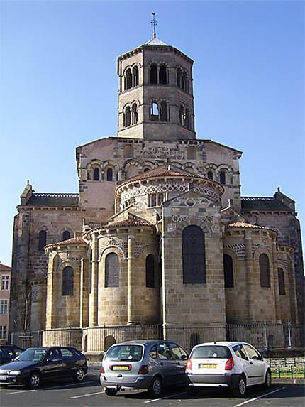 Eglise Saint Austremoine