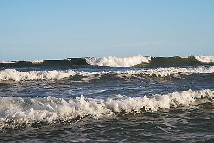 Océan indien à Mahambo - surf
