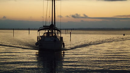 Retour de balade en mer