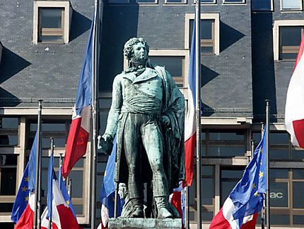 Statue de Kleber