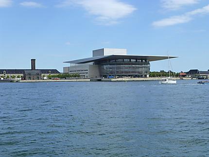 L'opéra au bord des flots