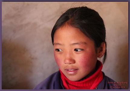 12ème jour de trek du Jomolari : à Janguthang