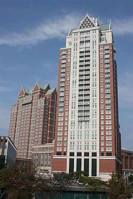 Un immeuble de Providence