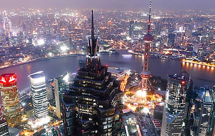 Trois jours à Shanghai e20c24678439