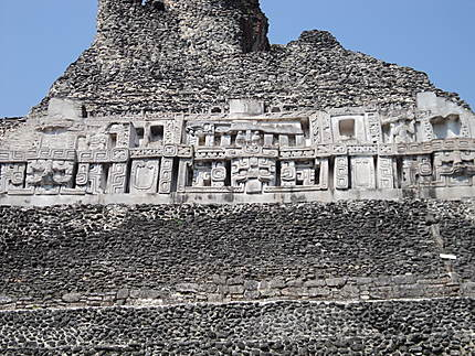 Temple de Xunantunich