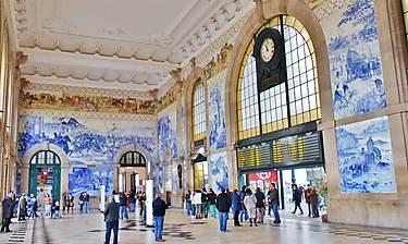 Gare de São Bento