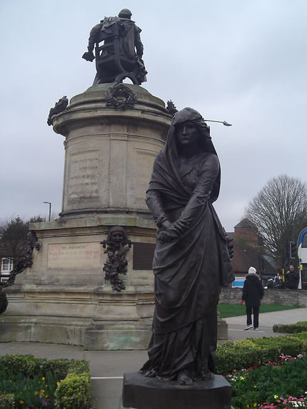 Lady Macbeth,  Shaekespeare memorial