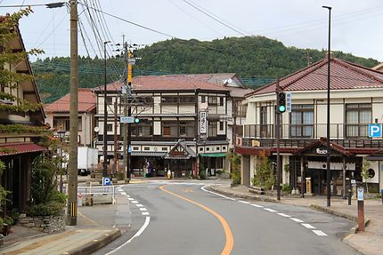 Unzen, au Japon