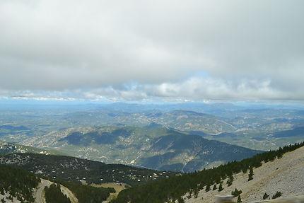 Tout là-haut, Mont Ventoux