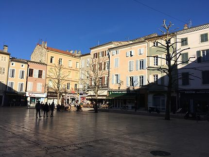 Place de Montélimar