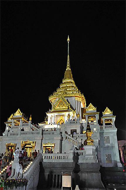 Wat Tri Mit, jour du nouvel an lunaire