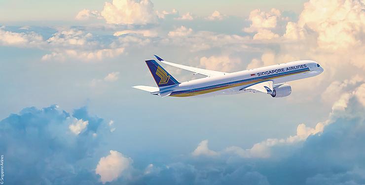 Aérien - Et le nouveau vol le plus long du monde est...