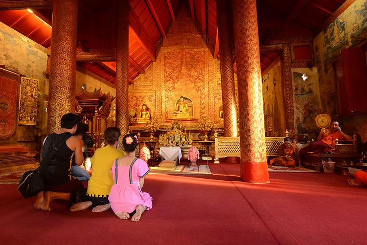 Les trésors du vieux Chiang Mai