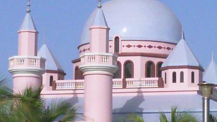 Mosquée à Mbour