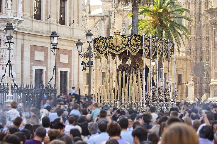 Semana Santa (Semaine sainte) à Séville