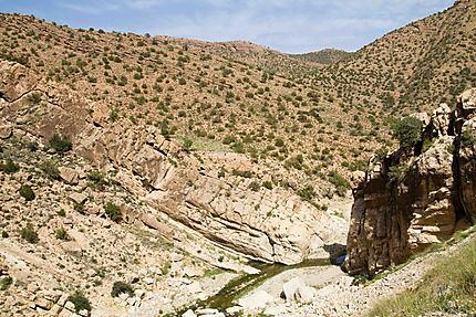 Aurès - Gorges de Tighanimine