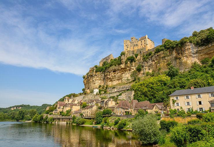 La Roque-Gageac et Beynac, deux villages stars du Périgord