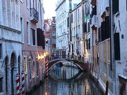 Venice à l'aube