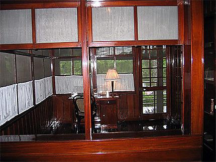 Un des bureaux de Ho Chi Minh