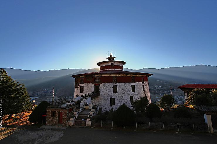 Bhoutan - Réouverture du National Museum à Paro