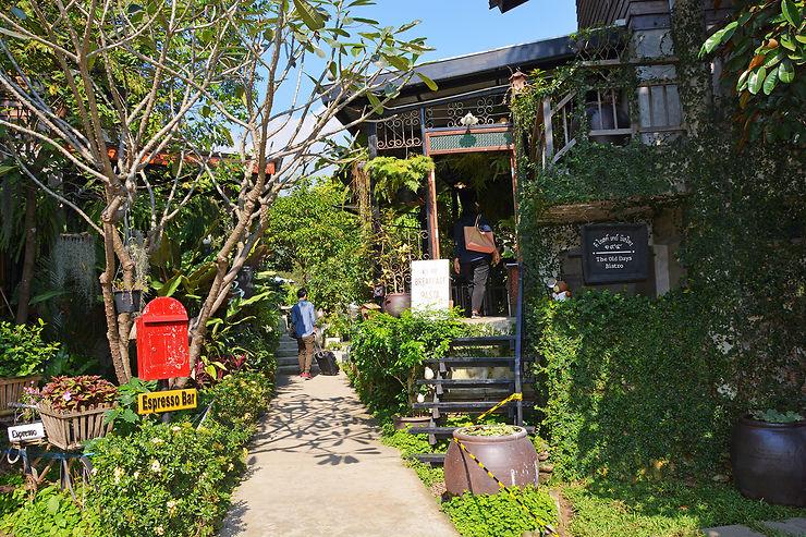À l'ouest de Chiang Mai, du nouveau