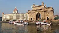 Inde : Mumbai (Bombay), ville maximum