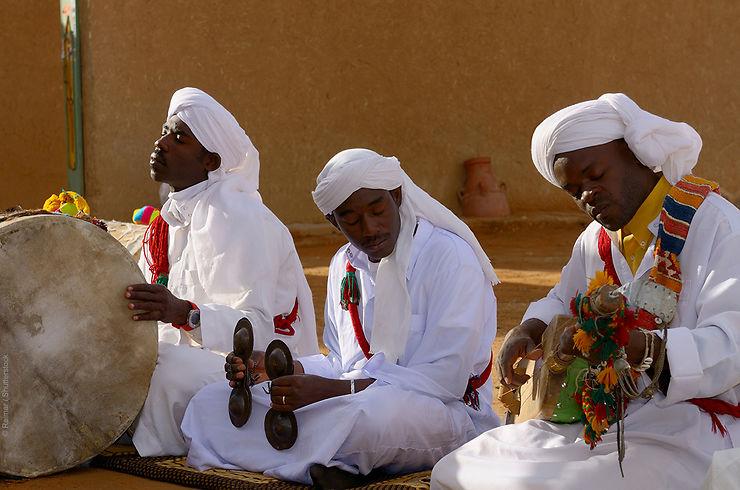Maroc - L'art gnaoua inscrit au patrimoine immatériel de l'Unesco