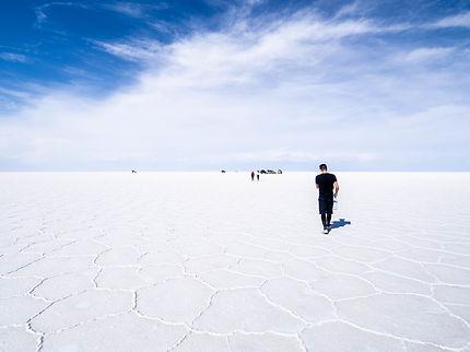 Bolivie - Salar d'Uyuni