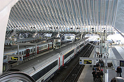 Gare des Guillemins