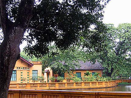 Les maisons de Ho Chi Minh