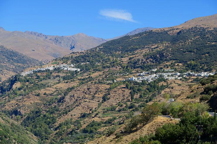 L'Andalousie, côté nature : de la Sierra Nevada au Cabo de Gata