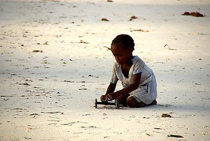 Enfants de Zanzibar