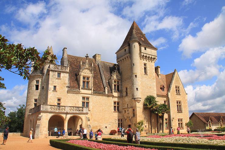 Milandes, le château de Joséphine Baker