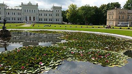 Le palais de Mykolas Oginskis