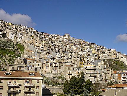 Vue de Cammarata