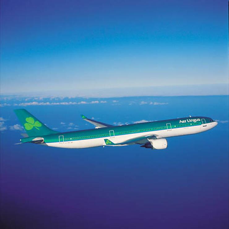 Aérien - Aer Lingus : des vols vers l'Irlande au départ de 10 villes cet été