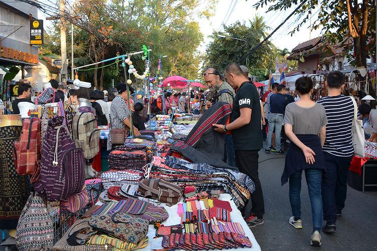 Les marchés de Chiang Mai