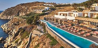 Profitez de quelques jours de détente à Mykonos !