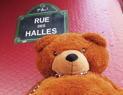 L'Ours de la rue des Halles