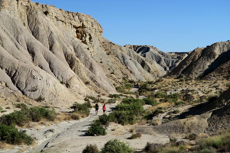 Tabernas : un désert en Europe