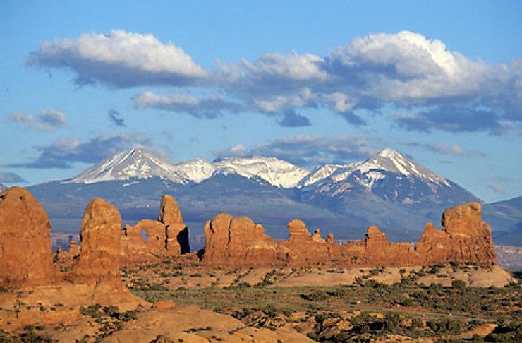 Parcs nationaux de l'Utah, le rêve américain