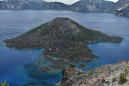Wizard Island
