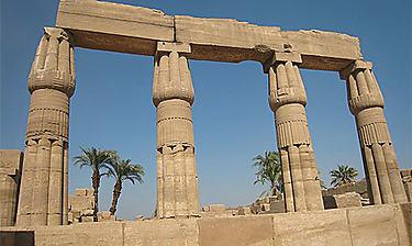 Temples de Karnak (environs de Louxor)