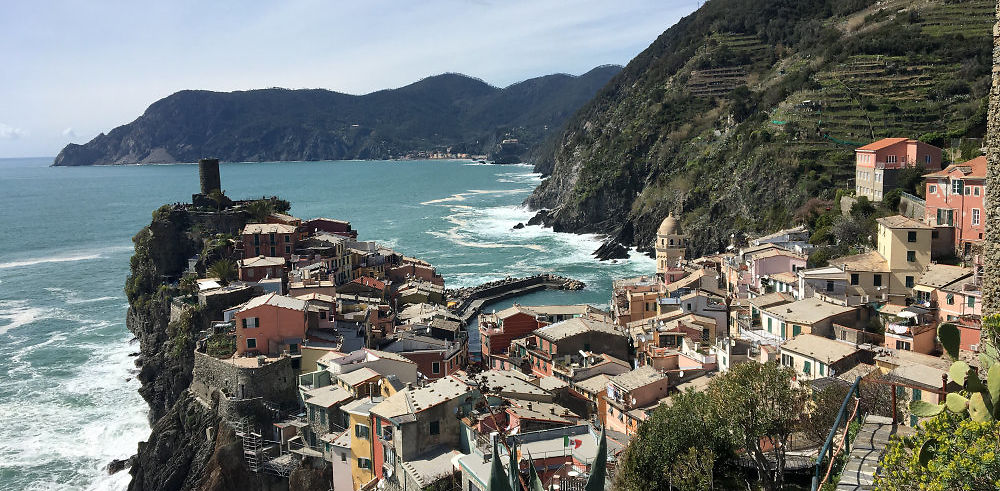 Les Cinque Terre et Pise - 8 jours en Ligurie