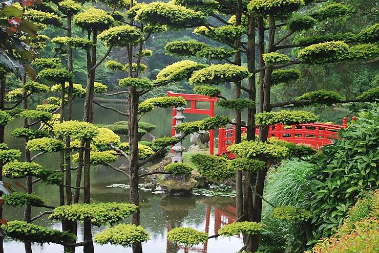 Parc oriental de Maulévrier, escale au Japon