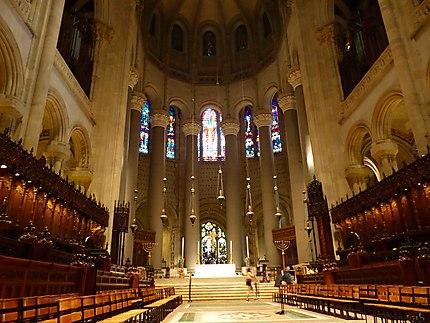 Cathédrale Saint John the Divine - Intérieur